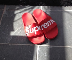 supreme and red image