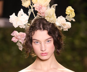 catwalk, spring, and haute couture image