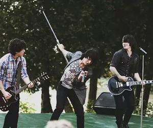 jonas brothers, camp rock, and Joe Jonas image