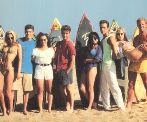 90210, 90s, and beach image