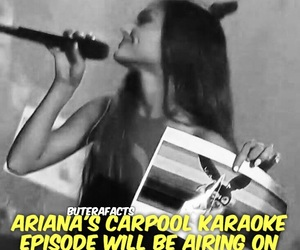 fact, grande, and ariana facts image