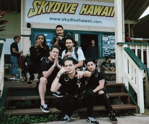 crew, rapper, and hawaii image