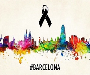 Barcelona and pray image