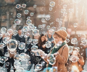 amazing, picture, and soapbubbles image