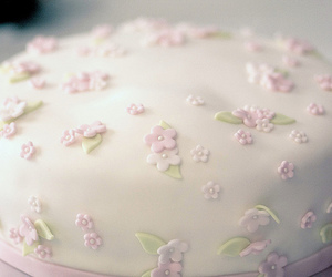 cake, sweet, and cute image