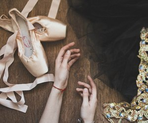 hands, dance, and ballet image