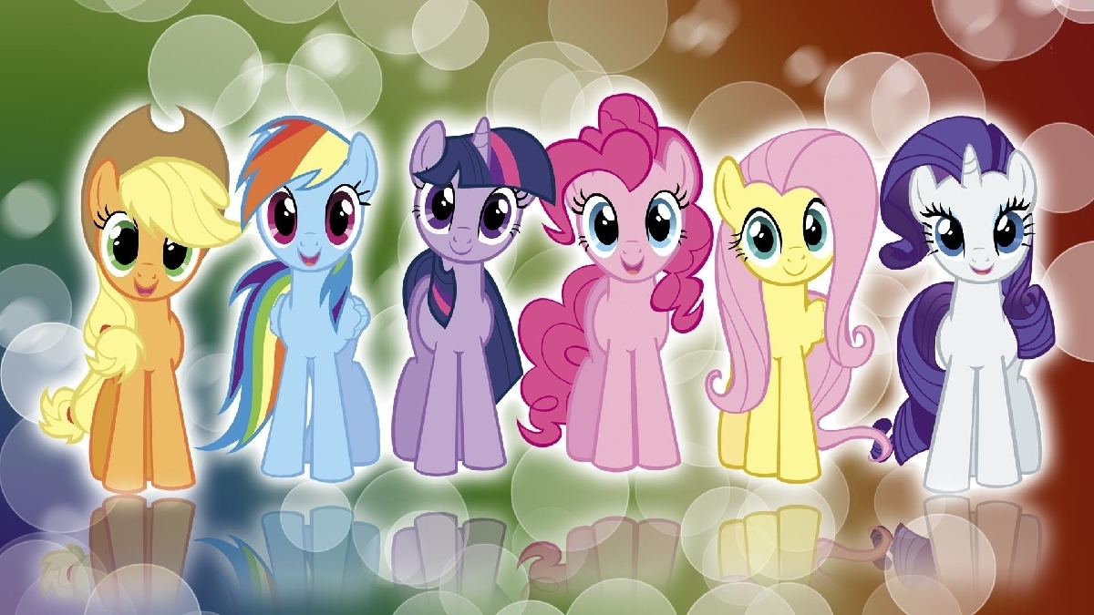 My Little Pony Hd Wallpaper Best Images Collections Hd For