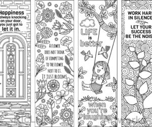 bookmarks, Cartoon Art, and colouring image