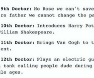 doctor who, funny, and rose image