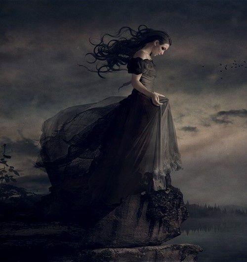 fantasy, magic, and woman image