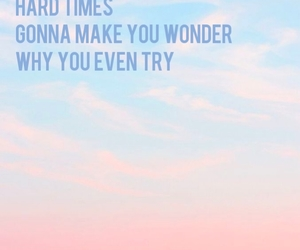 blue, hayley williams, and Lyrics image