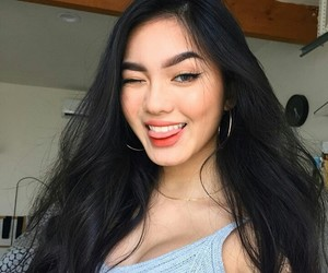 girl, youtuber, and jessica vu image