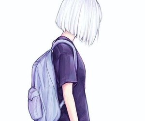 art, drawing, and anime image