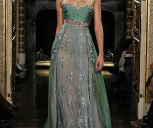 Couture, fashion, and Zuhair Murad image