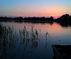 beautiful, lake, and natural image