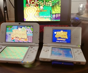 animal crossing and nintendo image