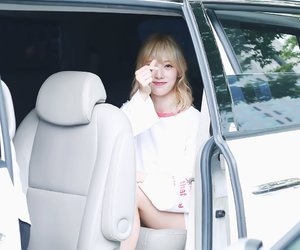 blonde, k-pop, and summer image