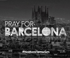 Barcelona, pray, and spain image