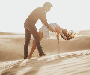 couple, dance, and lift image