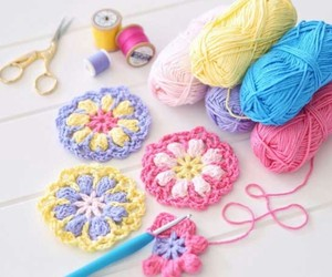 color, craft, and crafting image