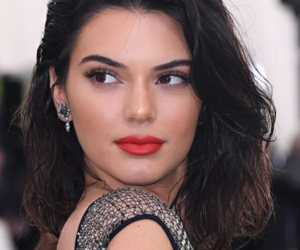 kendall jenner, met gala, and jenners image