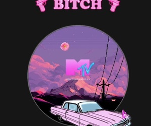 aesthetic, alternative, and bitch image