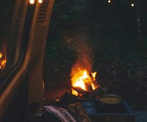 camping, travel, and car image