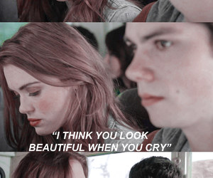 wallpaper, teen wolf, and stydia image