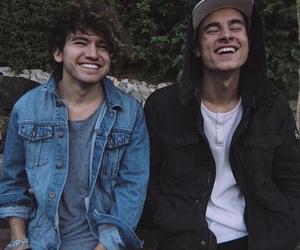 kian lawley, jc caylen, and kian and jc image