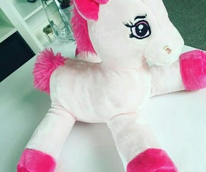 pinky, toy, and unicorn image