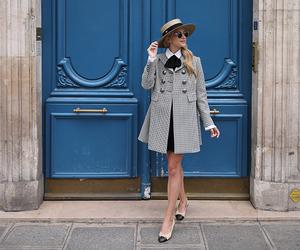 fashion, blogger, and blair eadie image