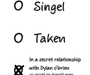 dylan o'brien, teen wolf, and Relationship image