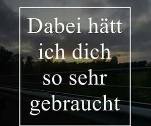deutsch, du, and dich image