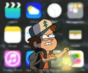 background and gravity falls image