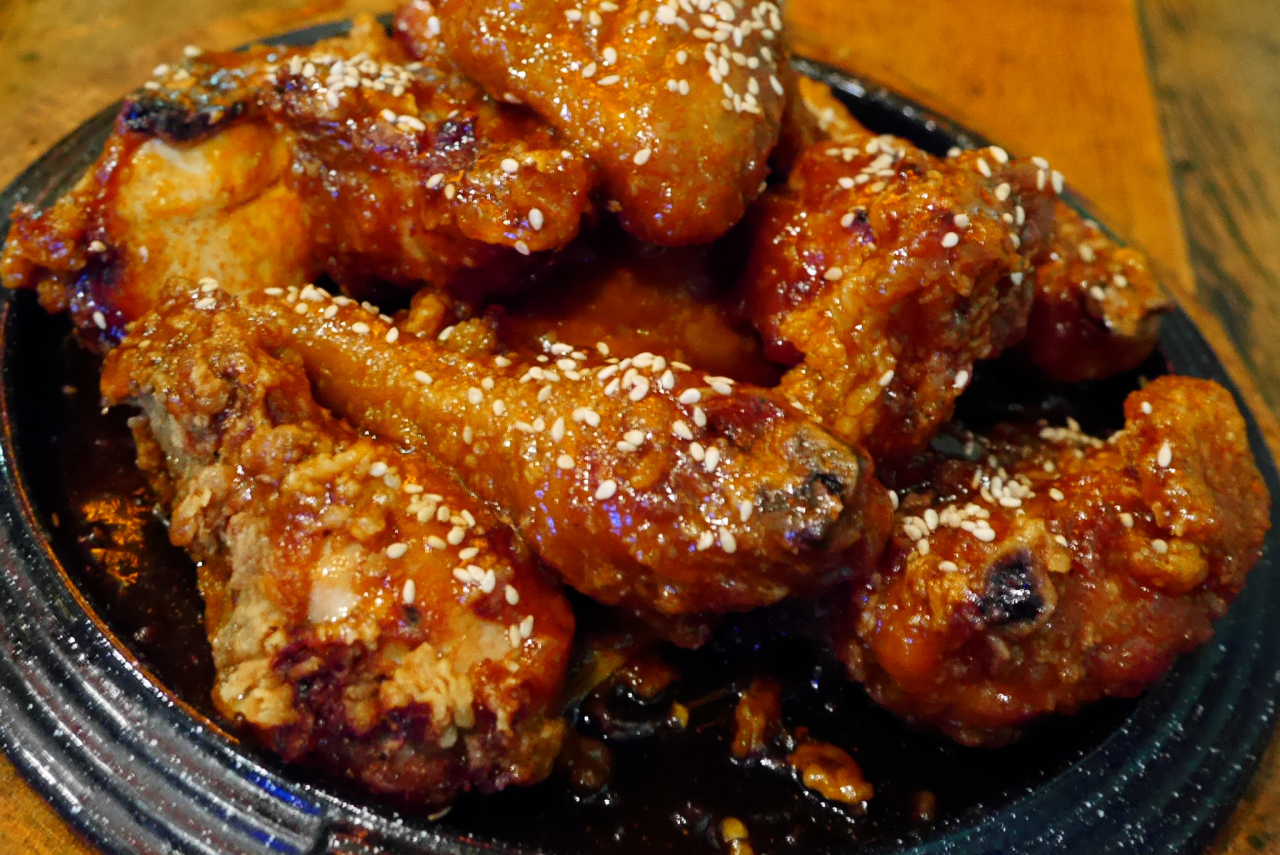 Chicken, delicious, and yummy image