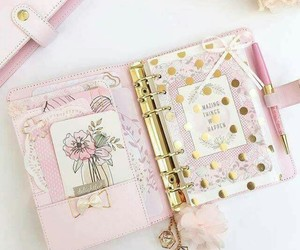 notebook, planner, and agenda image