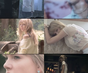 music video, red, and Taylor Swift image