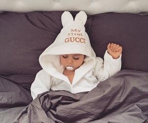 baby, cute, and gucci image