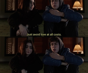 movie, quotes, and lily collins image