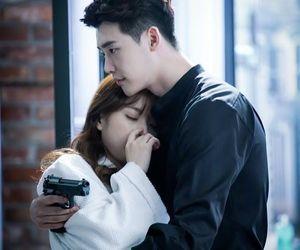 kdrama, couple, and drama image