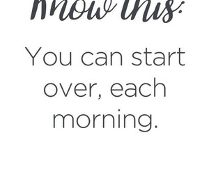 morning, over, and quotes image