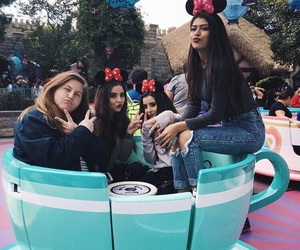 best friends, disney, and disneyland image