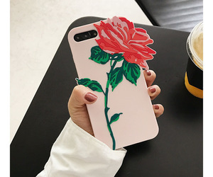 accessories, iphone, and rose image