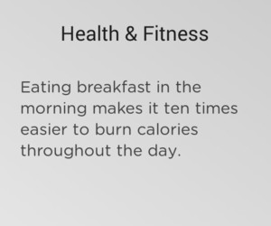 breakfast, eating, and meals image