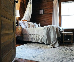 bedroom, country living, and home decor image