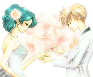 ship, sailor neptune, and michiru kaioh image