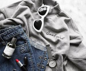 fashion, style, and flatlay image