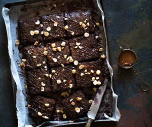 brownies, cakes, and chocolate image