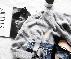 black, clothes, and decor image