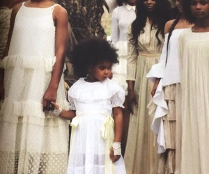 queen bey, blue, and blue ivy carter image